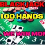 GTA V Online – Perfect Basic Strategy Blackjack – WILL WE WIN MONEY?