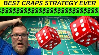 BEST CRAPS STRATEGY IN THE WORLD