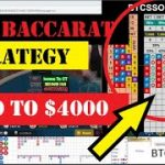BEST BACCARAT PREDICTOR SOFTWARE   WIN FROM $1900 TO $4000 EASILY!   BACCARAT WINNING STRATEGY 2021