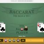 Testing Brunson-FX-Style Easy Way Baccarat Strategy
