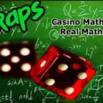 """Casino Math vs Real Math? Craps is about """"Return on Investment!"""""""