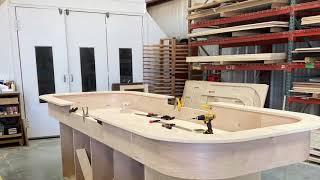 New Craps Table Build Part 1