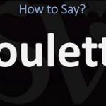 How to Pronounce Roulette? (CORRECTLY)