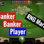 Baccarat RNG    Banker Banker Player System  Martingale #16