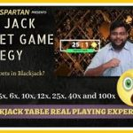 Learn how to play Side Bet in Blackjack| Playing Strategy on Real Blackjack Table #casino #blackjack
