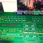 Craps reverse iron cross craps strategy $25 table