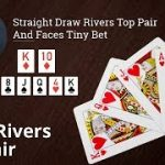 Poker Strategy: Straight Draw Rivers Top Pair And Faces Tiny Bet