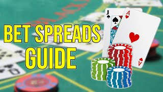 Blackjack Bet Spreads Guide (Card Counting)