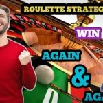 Best Management of Roulette Strategy | How to win roulette every time | Roulette channel gameplay