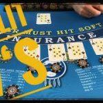 Blackjack split the 7 ´s