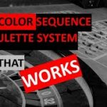 BEST ROULETTE SYSTEM | Best Roulette Strategy BLACK and RED | Roulette Strategy for Outside betting