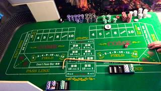 Lowlow risk $25 table cold table strategy