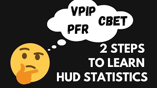 2 Steps for Learning Poker HUD Statistics with PokerTracker 4 and Flopzilla Pro