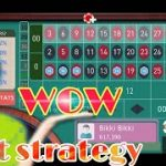 roulette betting strategy💥💥💥