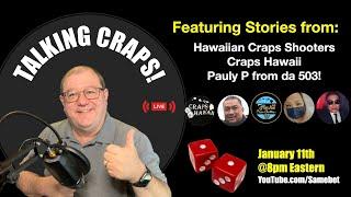 Talking Craps:  Hawaii Culture and Craps