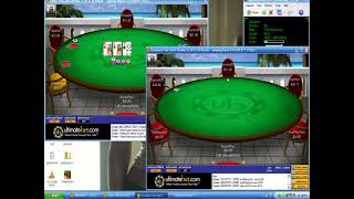 Omaha Beginner Strategy for Hold'em Players (2 Tabling $25 PLO)