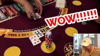🔥 GO BIG!!!🔥10 Minute Blackjack Challenge – WIN BIG or BUST #98
