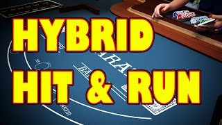 92% HIT RATE | HYBRID HIT AND RUN – Baccarat Strategy Review