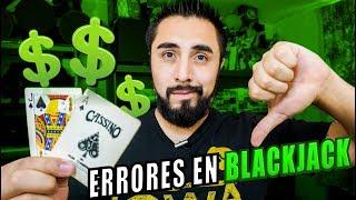 Nunca hagas esto al jugar Blackjack | PKM