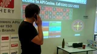 API Roulette