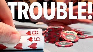 POKER BLUES AND EXCITING NEWS!! // Texas Holdem Poker Vlog 69