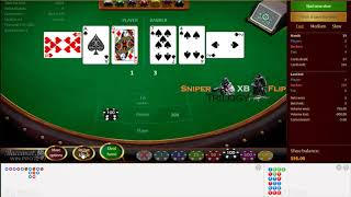 Learn how to make $5000 to $10000 per week playing Baccarat online