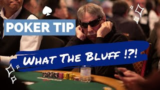Poker Tip to Breathe New Life Into Your Game | How to Play Texas Hold'em