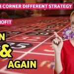 Roulette Different Corner Trick | Roulette strategy to win | Roulette strategy