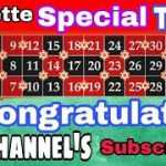 Special Roulette Strategy to DT Channel Subscribers |  Multiple Strategy to Roulette