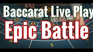 How to win and survive at Baccarat #3
