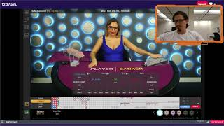 Baccarat Winning Strategy – $100 to $500 Quest #1