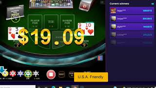Baccarrat – Baccarat Strategy | Bet Selection And Money Management For Baccarat.