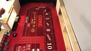Coming to the house craps strategy