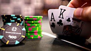 $2/$5 NL Texas Hold'em Cash Game | TCHLive Poker