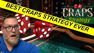 HIGH RISK CRAPS STRATEGY THAT WORKS