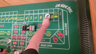 """Craps strategy """"The Don't-n-gale"""""""