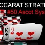 BACCARAT | WINNING SYSTEM