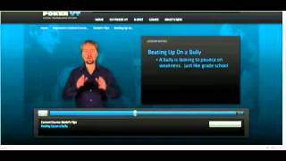 Poker Strategy – Beating Up on a Bully