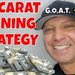 Winning Baccarat Strategy- Christopher Mitchell Explains While Playing Live Online Baccarat.