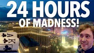 EXTREME VEGAS VACATION!! // Texas Holdem Poker Vlog 62