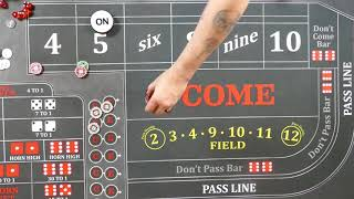 Great Craps Strategy?  Marching Soldier Modificatin, fan submitted, this is one of my favorites!