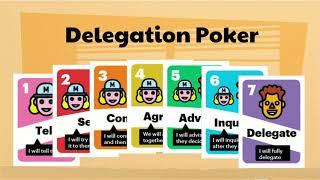 Learn Delegation Poker in 4 mins
