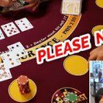 🔥 BIG RISK BUT….🔥10 Minute Blackjack Challenge – WIN BIG or BUST #103