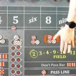 How to Play Craps.  Proper place bets.