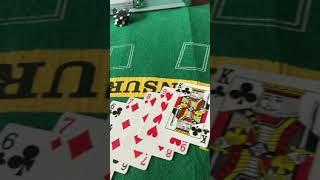 Blackjack basic strategy hard total 11