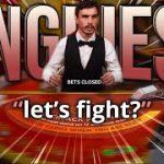 Blackjack Dealer Gets ANGRY!!!