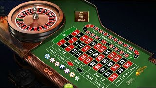 Small balance and win roulette.