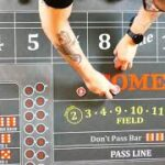 Good craps strategy?  The 6 and 8 elevate.