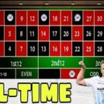 💃✨ The Most Powerful Winning Strategy to Roulette || Roulette Strategy to Win