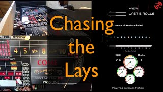 Craps strategy – Chasing the Lays (Dark Side)